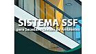 Sistema SSF para Sacada e Divisão de Ambientes