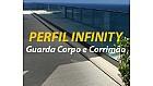 Perfil Infinity para Guarda Corpo e Corrimão