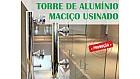 Promoção! Torre de Alumínio Maciço Usinado