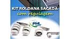 Kit Roldana Sacada com Regulagem