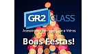 GR2 GLASS Boas Festas!