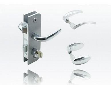 Fechaduras para porta de vidro