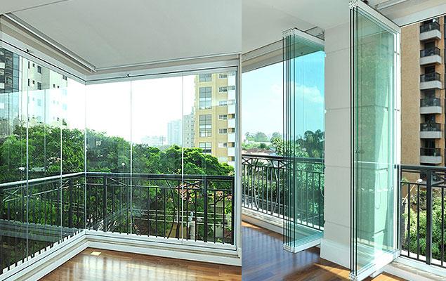 Mm Glass Screen Balcony