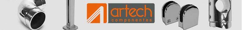 Artech Componentes - Acessórios para Vidro