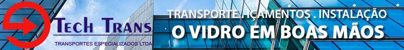 Tech Trans Transporte de Vidros