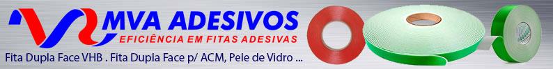 MVA Adesivos - Fita Adesiva para Pele de Vidro