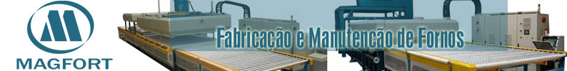Magfort Equipamentos – Fabricante de Fornos Horizontais para Tempera de Vidro Plano