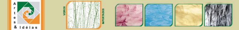 Artes & Idéias - Acessórios Ferramentas para Vidraçaria