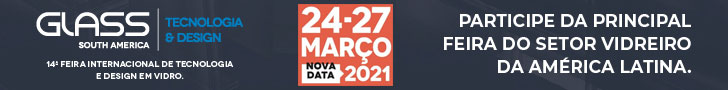 Glass South America 2020 - Nova Data!