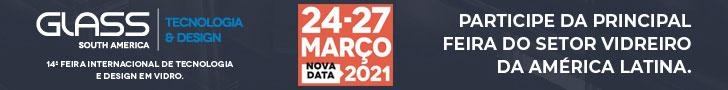 Glass South America 2020 - Nova Data!