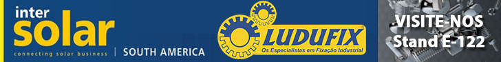 Visite a Ludufix na Intersolar South America - Stand E-122