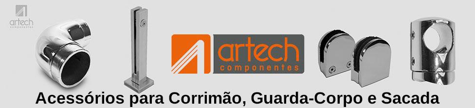 Artech Acessórios para Corrimão, Guarda-Corpo e Sacada
